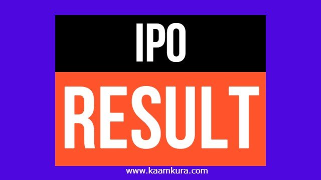 Buddha Bhumi Nepal Hydropower IPO Result Date