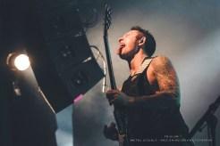 Trivium - The Circus 27.2.2017 g
