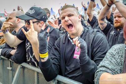 Fans Tuska 2017