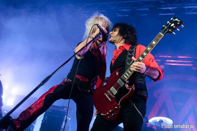 Michael Monroe 30th anniversary show, Kulttuuritalo, Helsinki, 20.10.2017