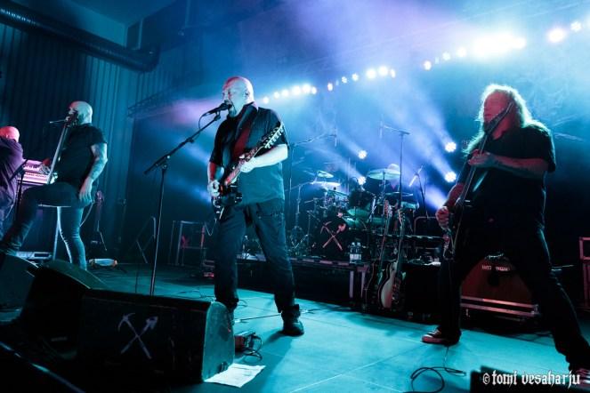 Timo Rautiainen & Trio Niskalaukaus, Aulanko Areena, Hämeenlinna 08.12.2017