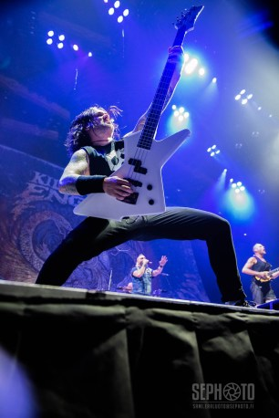 Killswitch Engage @ Hartwall Arena