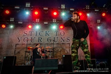 Stick To Your Guns - Tuska 2018.