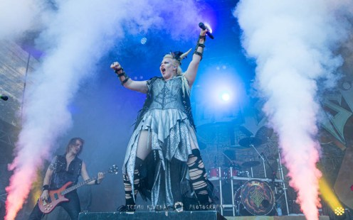 Battle Beast. Rock in the city, Rauma 2019 (6)