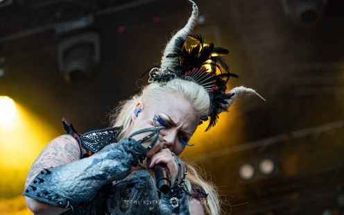 Battle Beast. Rock in the city, Rauma 2019 (7)