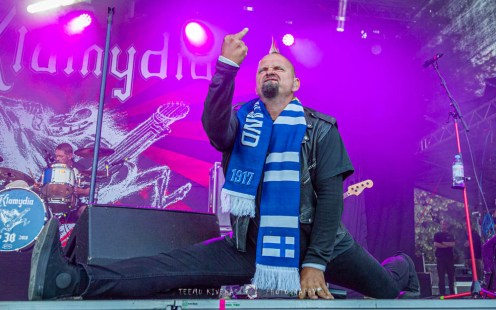 Klamydia. Rock in the city, Rauma 2019 (6)