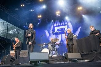 Ville Valo & Agents, Wanaja Festival 5.7.2019