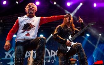 Sonata Arctica. Rock in the city, Rauma 2019 (13)