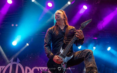 Sonata Arctica. Rock in the city, Rauma 2019 (9)