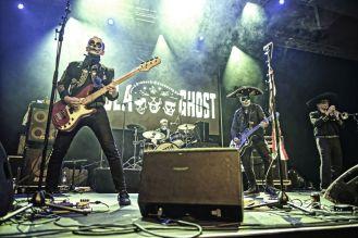 Hola Ghost & The Haunted Horns Aulanko 2019 Peter Saari (6)