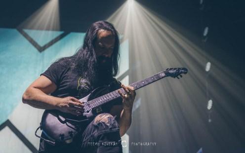 Dream Theater, Helsingin jäähalli. 2020 (2)