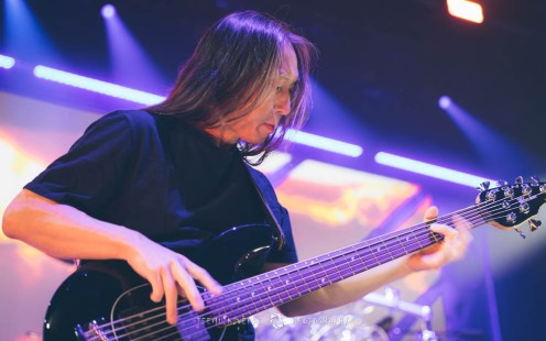 Dream Theater, Helsingin jäähalli. 2020 (9)