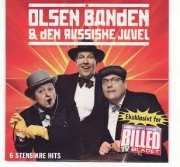 Selv ikke den danske kulturarvs allrstørste ikoner går fri for musicalisering... ;-)