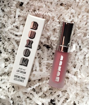 Buxom Full-On Lip Cream in Dolly | Play! by Sephora: November 2015