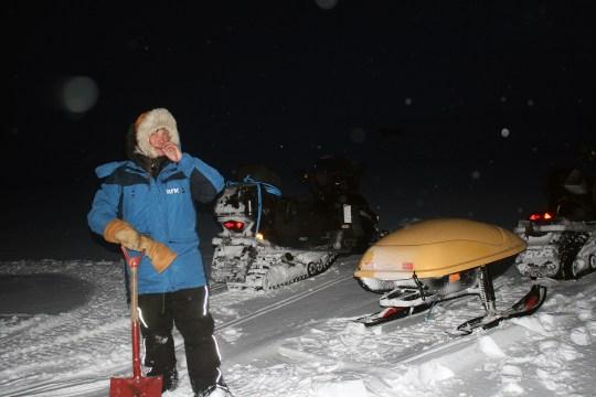 Edmund J. Grønmo. Foto: Øyvind Werner Øfsti.