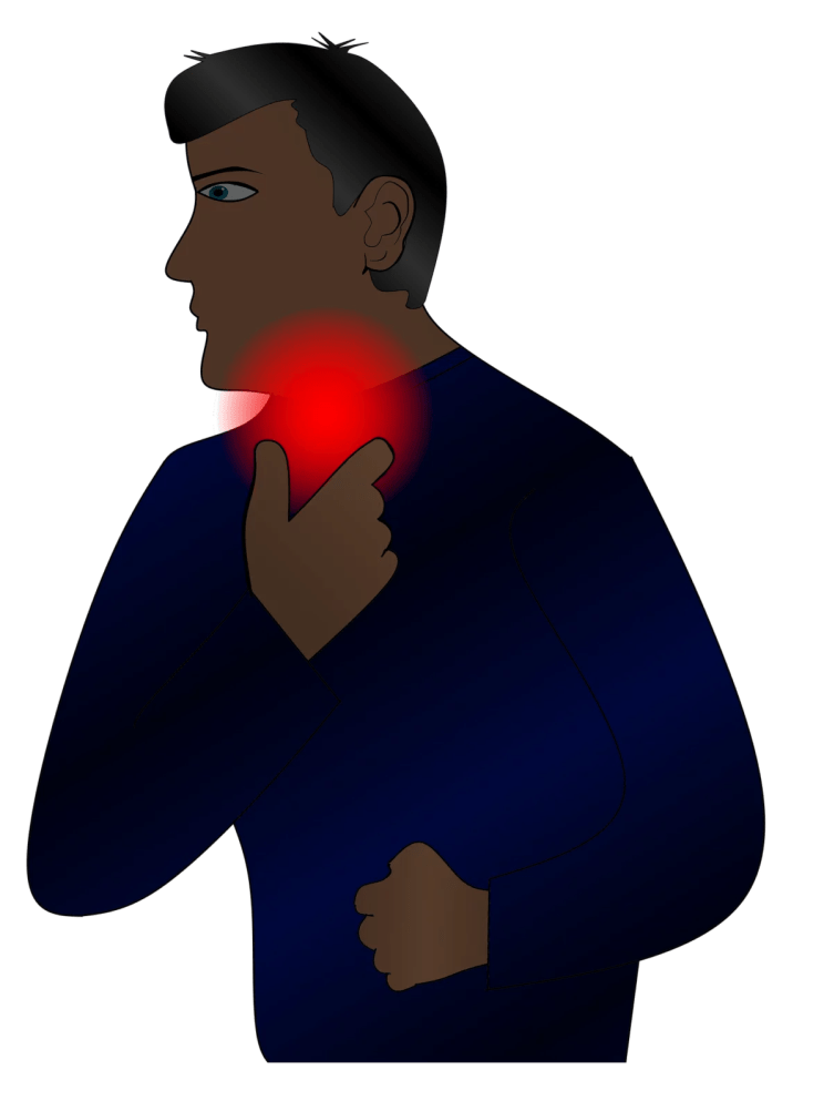 neck injury after an auto accident image