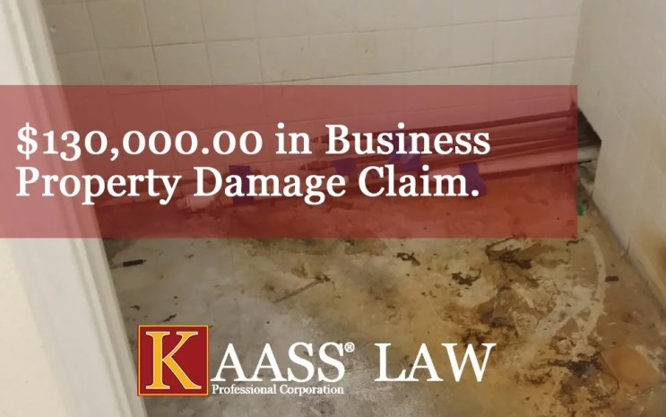 Los Angeles Business Property Damage Attorney