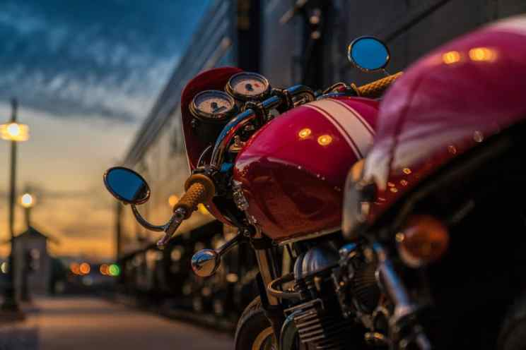 Motorcycle accident attorney California