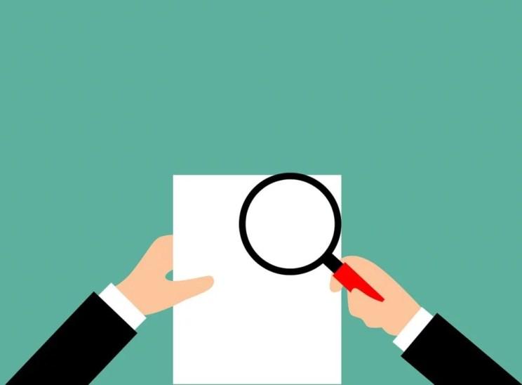 Intellectual property audits