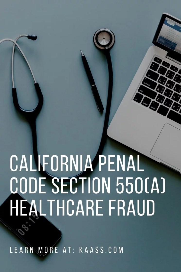 Healthcare Fraud Lawyer California