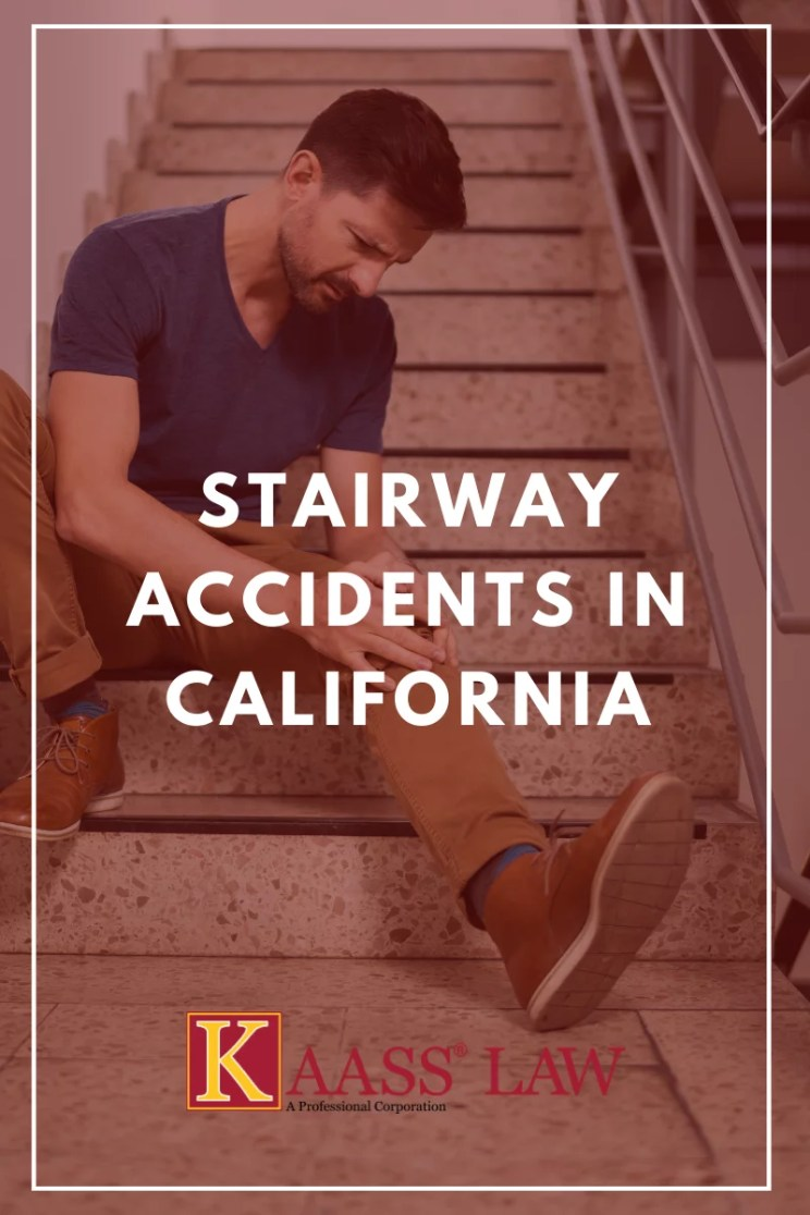 Stairway Accidents in California