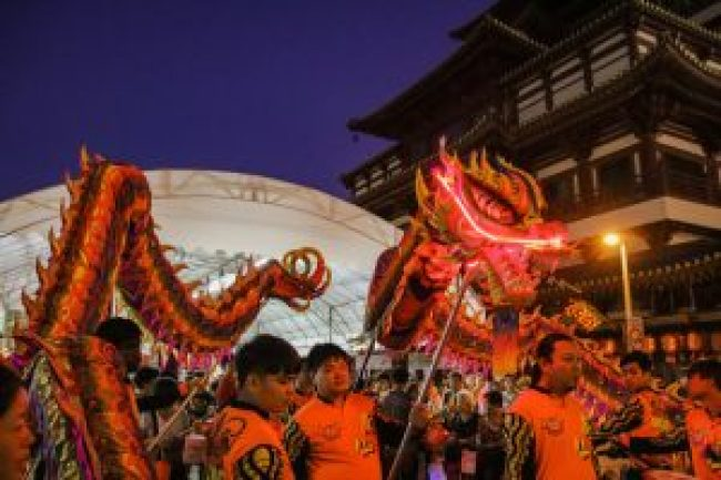 Mid Autumn Festival in Singapore