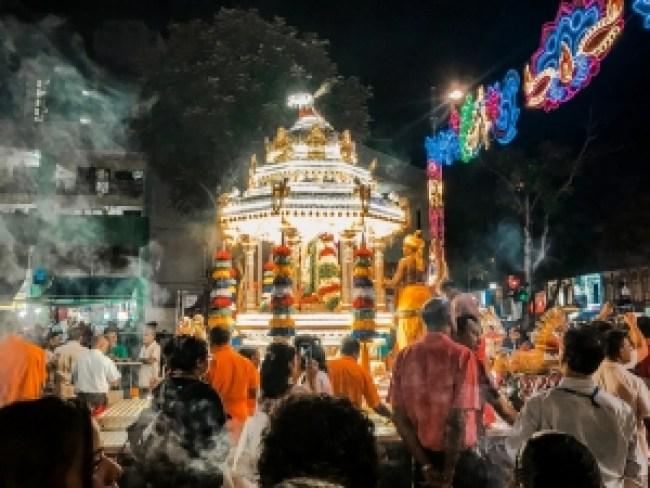Deepavali in Singapore
