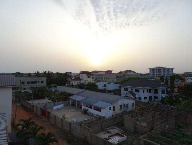 Emigreren naar Ghana