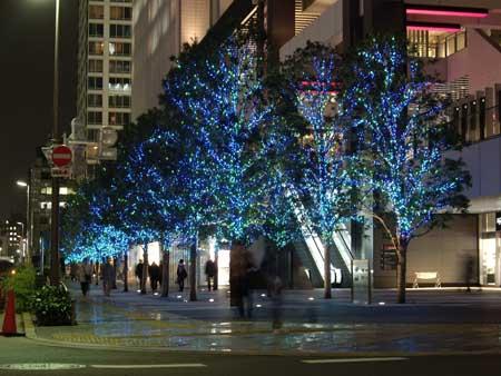 クリスマス夜景