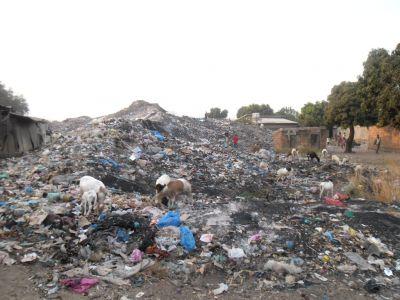 Boké: «Débarrasser la ville des ordures ménagères, demande des moyens financier…», le nouveau président de la Délégation Spéciale