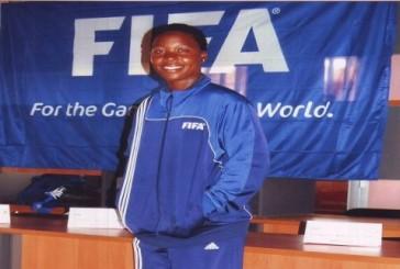 CAN Féminin 2014: Aissatou inter Keïta retenue par la CAF pour officier cette compétition