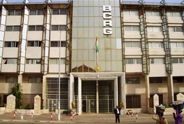 Avis d'appel d'offres de la Banque centrale de la République de Guinée