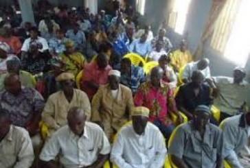Dabola : l'autorité locale critique le choix des participants à l'atelier de formation sur la participation citoyenne
