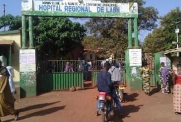 Labé : les patients déplorent le manque d'hygiène à l'hôpital, le directeur régional de la santé se défend