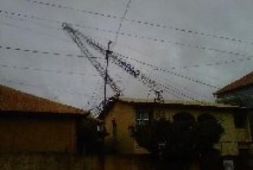 Labé : le pylône de la Radio Espace Foutah frappé par une tornade