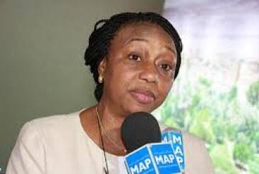 LE GOUVERNEMENT EN SENSIBILISATION : Jacqueline sultan cible Dixinn