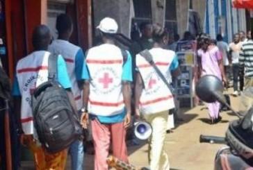 NZEREKORE : les transporteurs routiers sensibilisés sur la fièvre hémorragique Ebola.