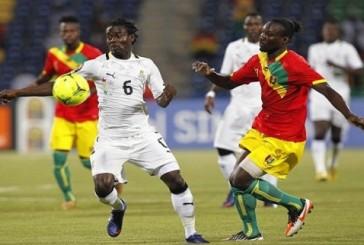 Elim. CAN 2015 : Le Syli national de Guinée affronte le Ghana ce mercredi