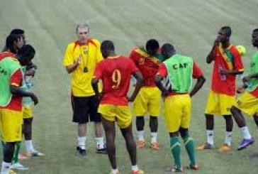 Après sa défaite (1 – 3) face au Ghana, la route pour Maroc 2015 s'annonce compliquée pour le Syli national