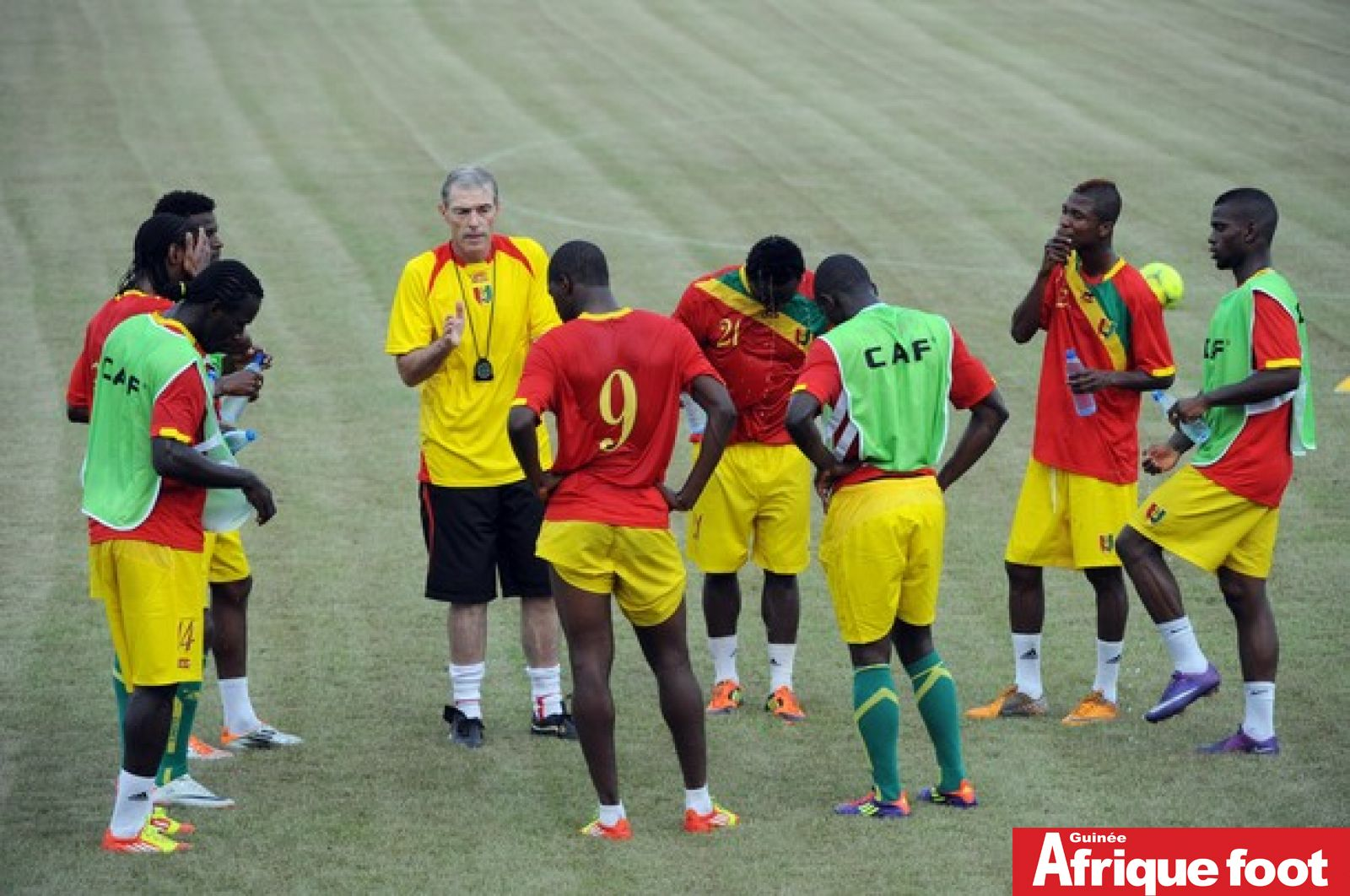 Débâcle du Syli contre le Sénégal : une histoire de prime !
