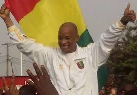 Le Syli de Guinée en quarts de finale : le mot de Dalein Diallo…
