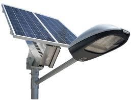 Dabola: Le Gouvernement offre 75 lampadaires à la population de Kindoye