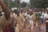 Education-Boké: élèves et enseignants reprennent le chemin de l'école avec engouement