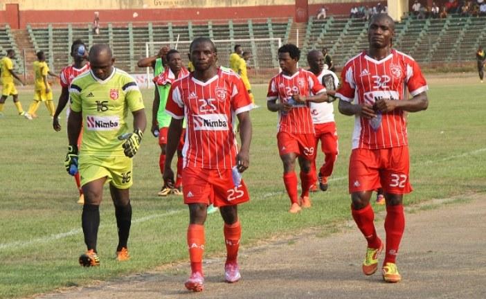Ligue Africaine: Le Horoya éliminé, malgré sa victoire 2-1 face aux tunisiens