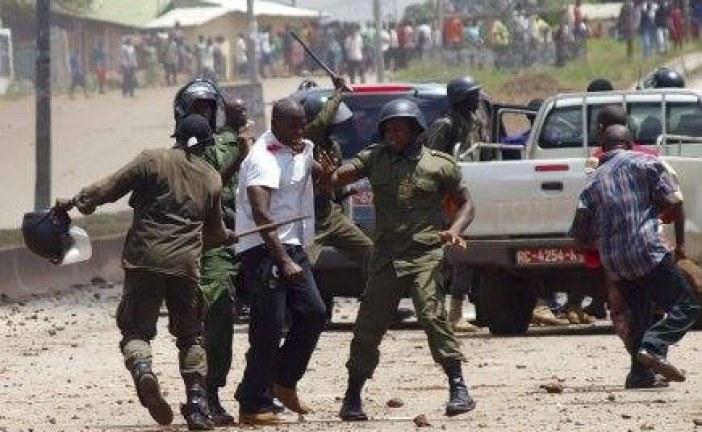 Mamou: Affrontements entre étudiants de l'IST et forces de sécurité