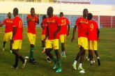 Match amical : Le Syli national s'impose 2 buts à 1 face au Cameroun