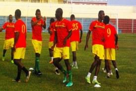 Journées FIFA : le Syli national rencontre le Gabon, puis le Cameroun