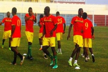 Syli national : Lappé Bangoura publie la liste des 22 joueurs convoqués contre le Gabon et le Cameroun