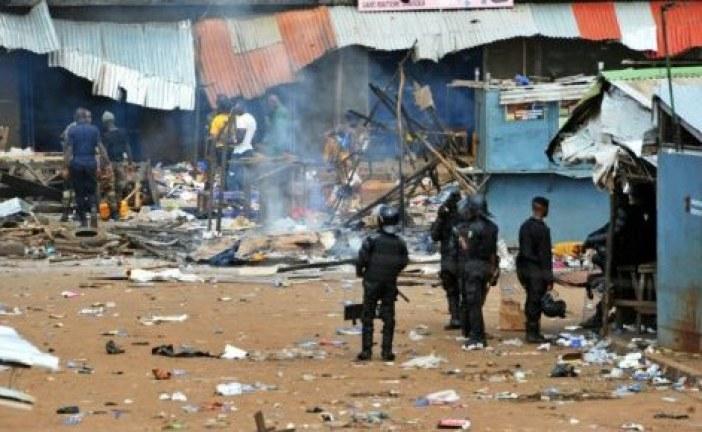 REGION FORESTIERE: Qui veut rallumer les hostilités?