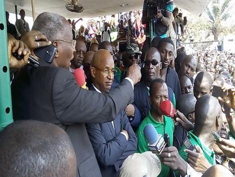 Crise à l'UFDG : Cellou Dalein Diallo appelle Bah Oury à reconsidérer sa position